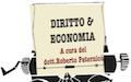 Diritto ed Economia - rubrica di Roberto Paternicò