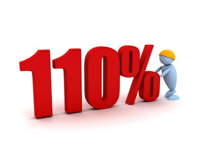 percentuale del 110 percento di agevolazioni per lavori