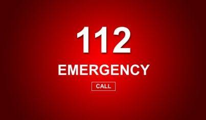 numero unico emergenza 112