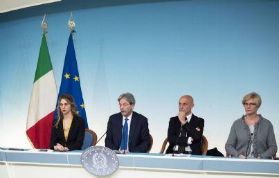 governo conferenza stampa del 23 febbraio 2017