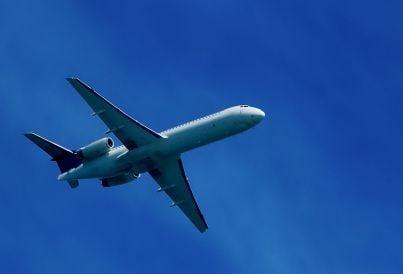 aereo aereo volo