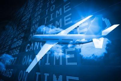aereo volo vacanze