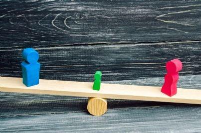 equilibrio nell'affido dei figli a seguito di divorzio