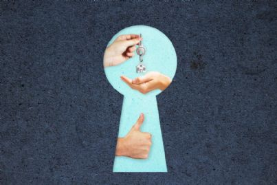 dare in affitto una casa con le chiavi