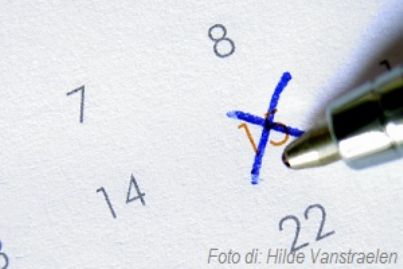 agenda calendario termini ritardo