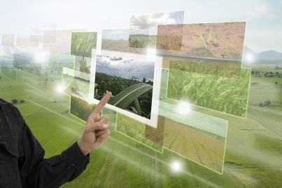 tecnologia applicata ad agricoltura