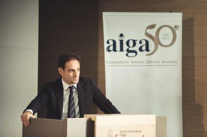 presidente Aiga
