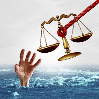 Concetto di aiuto legale