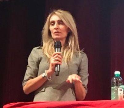 Antonella Trentini segretario Unaep