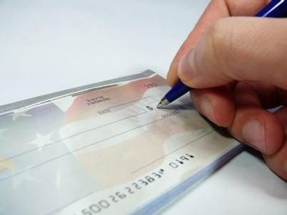 assegno banca pagamento