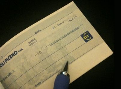 assegno penna id9475