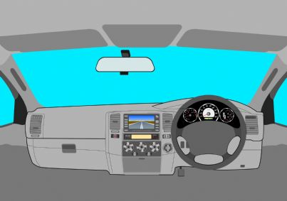 auto autonoma senza guidatore