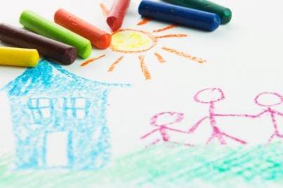 bambini infanzia scuola disegno