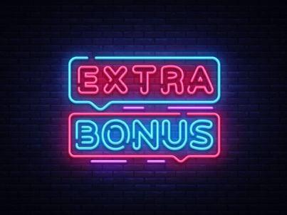 extra bonus nel gioco