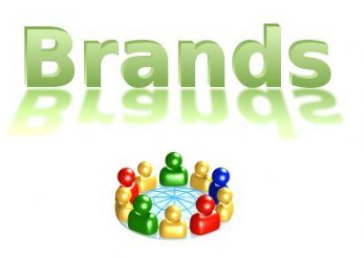 marchio brand logo