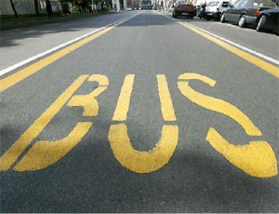 Bus corsia riservata