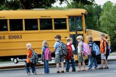 bus scuola id10133
