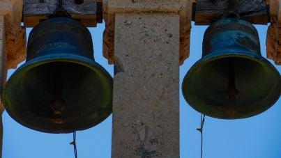 le campane di una chiesa