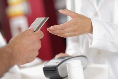 carta credito pos farmacia