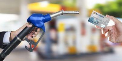 pagare con carta di credito rifornimento benzina