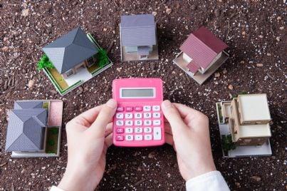 fare conti con calcolatrice per spese casa