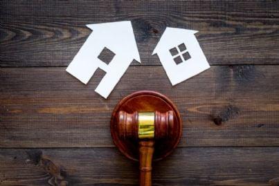 giudice decide su divisione casa