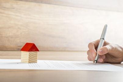firmare contratto per prestito casa