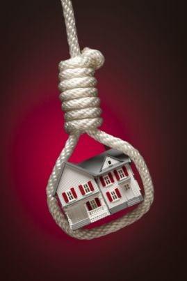 casa legata al cappio evoca pignoramento