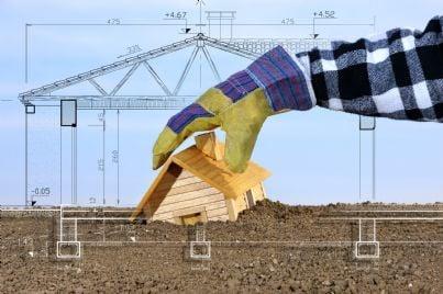 progetto di una casa stabile