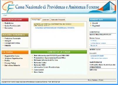 previdenza forense