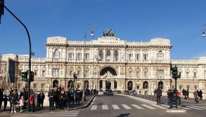 cassazione palazzo a Roma
