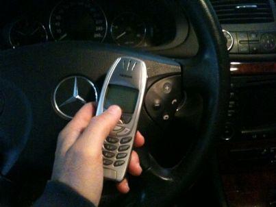 cellulare auto id8456