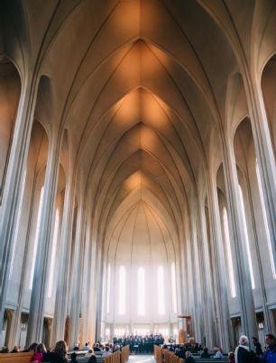 messa nella cattedrale