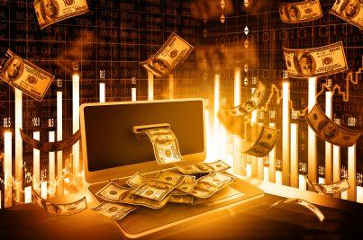 trasferimento soldi tramite computer
