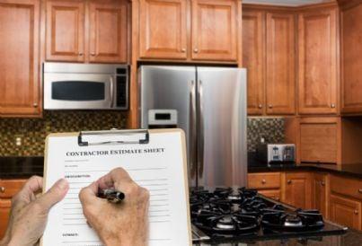 compilare contratto estimatorio con cucina di lusso