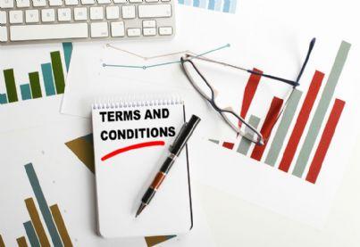 termini e condizioni del contratto