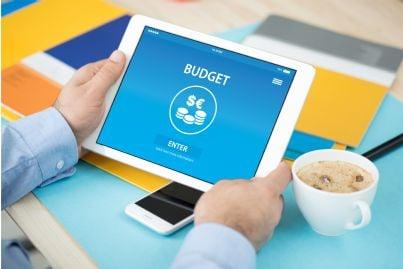 controllo online del budget del conto corrente