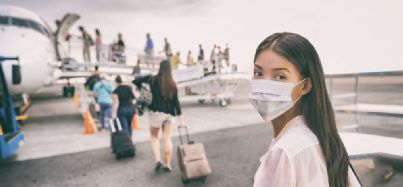 viaggi aerei bloccati per coronavirus