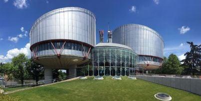 sede Cedu Strasburgo