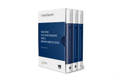 cover Maggioli del libro Trattato sulla responsabilita civile