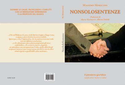 cover libro Moriconi Non solo sentenze