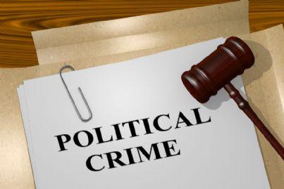 fascicolo di crimine politico