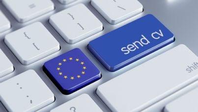 inviare curriculum vitae europeo