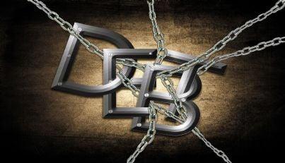 parola debito circondata da catene