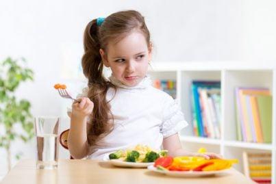 Dieta vegana vietata ai minori di 16 anni?