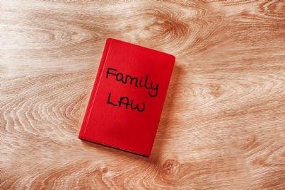 libro di diritto di famiglia