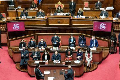 discorso di Conte al Senato 19 gennaio 2021