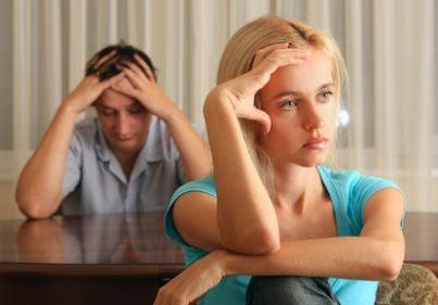 coppia divorzio separazione