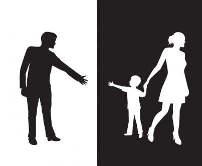 figlia va con la madre e non con il padre dopo divorzio