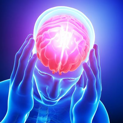 immagine che evoca malattia cerebrale
